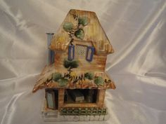 vintage ceramic house Royal Seal made in Japan by VintageAdorables... 18.00