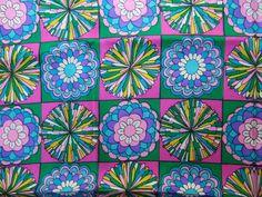 SCHIAPARELLI Vintage Silk Print Scarf. $45.00, via Etsy.