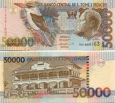Dobra de São Tomé e Príncipe