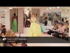 Blush 9946 Dress - NewYorkDress.com