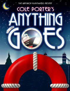 Anything Goes musical, Sutton Foster