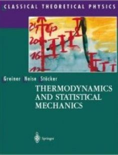 Thermodynamics and Statistical Mechanics pdf download ==> http://www.aazea.com/book/thermodynamics-and-statistical-mechanics/