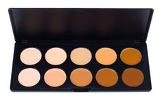 Camouflage Concealer Palette by Coastal Scents   Perfect for contouring!