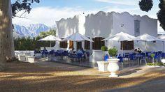Allée Bleue Estate, Franschhoek, South Africa