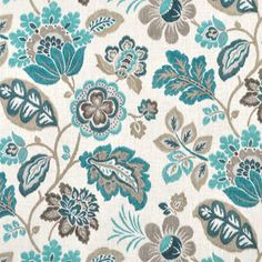 Shop Braemore Kazoo Seaglass Fabric at onlinefabricstore.net for $21.95/ Yard. Best Price & Service.
