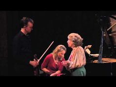 Violin Masterclass with Ida Haendel at the Royal College of Music - YouTube