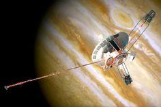 Pioneer 10 at Jupiter, 1973