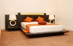 Bk Bed Buy King Size Bed With Bed Sides Table And Bed Headboards