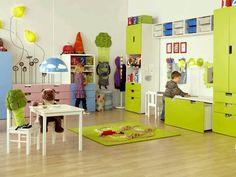 Ikea Play room storage