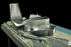 Kaohsiung Port Terminal by Reiser + Umemoto in more detail | Bustler