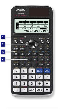 Change Numbers To Standard Form Casio Calculator Sci Mode Fx