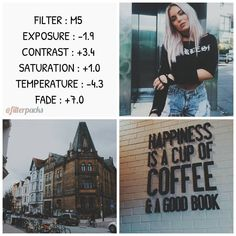 """vsco filters This is a great faded filter that would look great with anything and photography looks best…"""" by jerri Photoshop Filters, Photoshop Pics, Photoshop Tutorial, Photoshop Celebrities, Photoshop Actions, Lightroom, Photography Filters, Photography Editing, Iphone Photography"""