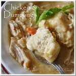 Kim's Kitchen - Sand and Sisal - Chicken & Dumplings