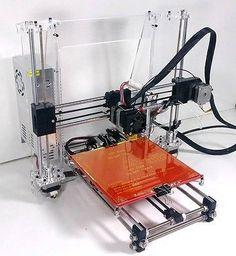 Folger Tech RepRap Prusa i3 Clear Frame Full 3D Printer Kit – Folger Technologies LLC