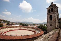 Plaza de toros El relicario, Tlaxcala #Mexico