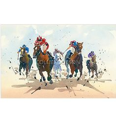 Runners & Riders by Jake Winkle