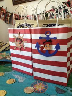 Ahoy there me hearties! A pirate inspired party is an all-time favourite with kids. Best of all, you can let your imagination run wild with the invitations, food, games, decorations and party bags. Let us inspire you with our guide to planning the perfect pirate party. #kidsparty #pirateparty #birthday