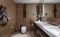ванная: фото дизайна интерьера - автор Mudrogelenko Design