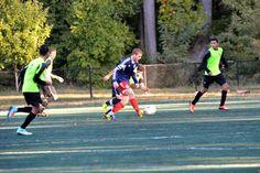 Team America 96 (TAFC96) vs BFC Barca 96 Elite (NCSL U18/U19 Division 1, October 5, 2014)- Brodie Edgerton #6
