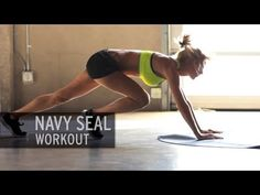 Navy Seal Workout - Completed 1x - This workout is fun! It strengthens the entire body through military-style exercises, and I'm definitely going to do it again. #militaryworkout