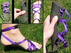 Barefoot sandály - 4 mm - 7 barev / Zboží prodejce Hrci Prci | Fler.cz