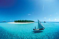 Reethi Beach Resort, Fonimagoodhoo, Baa Atoll, Maldives.