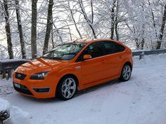 Ford Focus ST,we at CRS love this car.