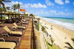 Ocean Palace Hotel - Natal - Rio Grande do Norte - Br