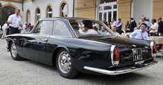 1960 Alfa Romeo 2000 Praho Coupé Superleggera by Touring