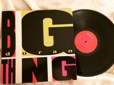 "Duran Duran, ""Big Thing"" #vinyl"