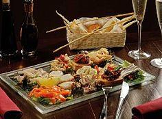 Meat platter entre @OPUS Wine Bar, Bangkok