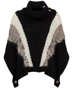 Lovely Cape by Ichi #fashion #styles #engelhorn