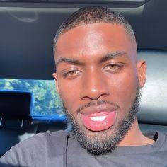 Fine Black Men, Gorgeous Black Men, Handsome Black Men, Black Boys, Fine Men, Most Beautiful Man, Cool Hairstyles For Boys, Black Men Hairstyles, Boy Hairstyles