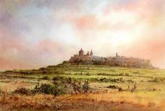 John Martin, Vineyard, Paintings, Landscape, Tips, Outdoor, Outdoors, Scenery, Paint