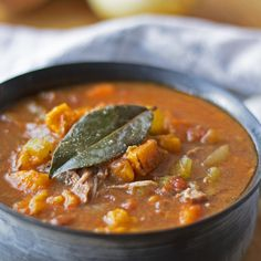 Beef and Sweet Potato Stew1