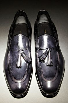 A solid pair of loafers is a wardrobe essential. The World of Tom Ford 2e2c08bd0d9