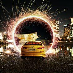Did you know that the fourth sanctum is in Korea? - 네 번째 생텀이 한국에 있는 건 몰랐지? - #DoctorStrange #movie #MARVEL #sanctum #teleport #Korea #Gyeongbokgung #palace #car #carsinstagram #diecast #Elantra #AVANTE #Hyundai
