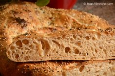 Traditionelles Pide