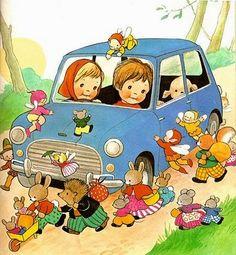 Mabel Lucie Atwell kids in Mini Minor Vintage Children's Books, Vintage Cards, Vintage Postcards, Cute Images, Cute Pictures, Children's Book Illustration, Girl Illustrations, Baby Kind, Kids Prints