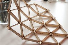 Laser cut geodesics (part 2) - Post your project - Machines Room