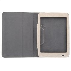 7.85 Inch leather Case with Folding Stand For Romas X10 Tablet PC