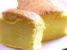 バター不要のヘルシー豆乳パウンドケーキの画像