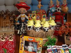 Toy Story Birthday Party Ideas | Photo 8 of 15 | Catch My Party