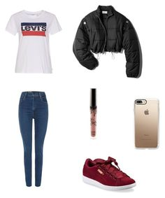 Bez tytułu #103 by wiki208 on Polyvore featuring moda, Levi's, 3.1 Phillip Lim, Puma and Casetify