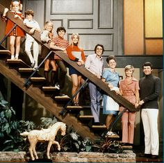 The Brady Bunch- I watched this in repeats, but I still loved it as a kid!