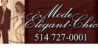 Mode Elégant-Chic propose des vêtements pour femmes, filles, fillettes et garçons pour toutes les occasions; Baptême, communion, confirmation, graduation.