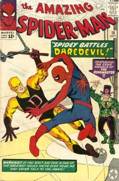 The Amazing Spider-Man (Vol. 1) 016 (1964/09)