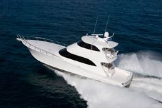 Convertible motor-yacht / with enclosed flybridge / sport-fishing / planing hull Viking Yachts Best Pontoon Boats, Pch Dream Home, Viking Yachts, Yacht Vacations, Yacht World, Sport Fishing Boats, Sailboats For Sale, Boat Dealer, Boat Insurance