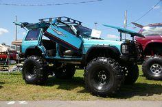 Jeep Cherokee XJ Lamborghini doors