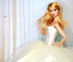 https://flic.kr/p/viVY2z | Poppy Parker Pillow Talk | Here comes the bride